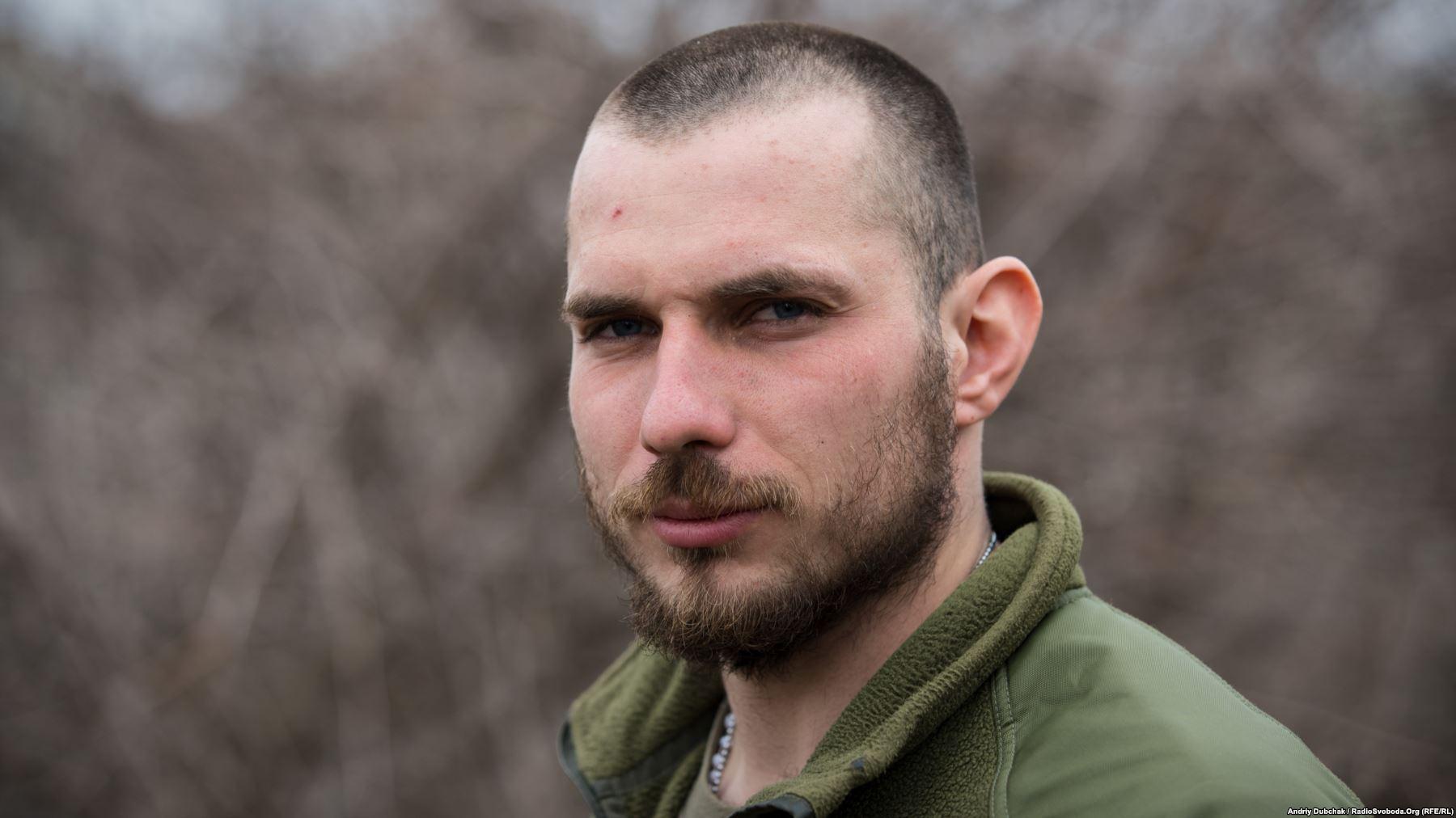 Воїн-морпіх Володимир