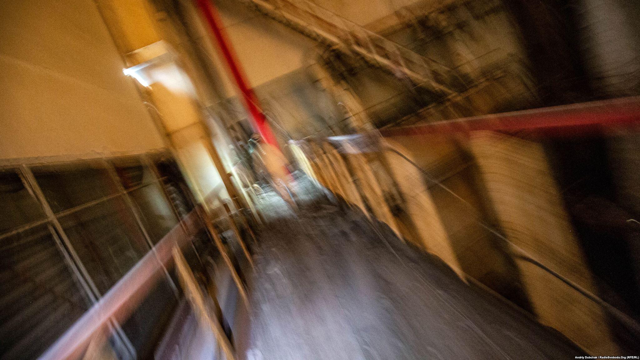 Доза наближається до максимально дозволеної. Втікаємо з машинного залу ЧАЕС (Photographer: Andriy Dubchak)
